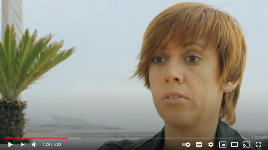 Video dedicado a Puri Domenech, alumna de SUP Barcelona que padece LAM
